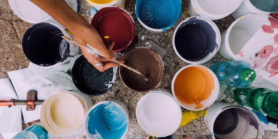 peinture pour carrelage