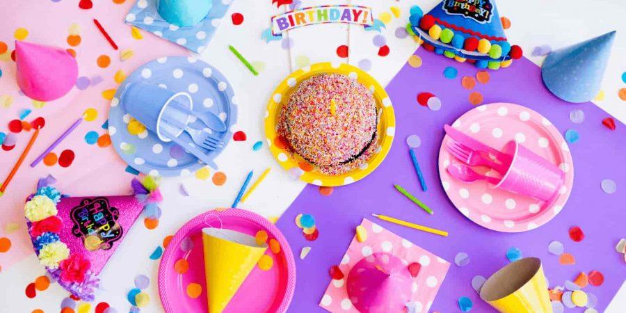 Kit personnalisé anniversaire